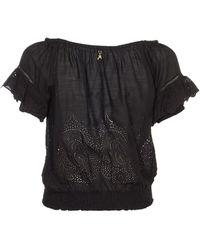Patrizia Pepe Shirts Black