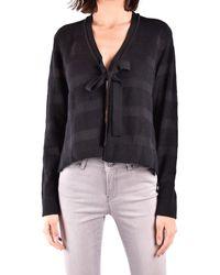 Armani Jeans Knitwear Cardigan - Black