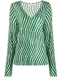 Dries Van Noten Sweaters Green