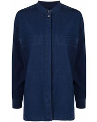 Closed Shirts Denim - Blue