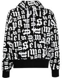 Palm Angels Sweaters Black