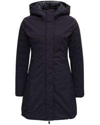 Save The Duck Black Quilted Jacket