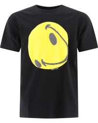 """READYMADE """"collapsed Face"""" T-shirt - Multicolour"""