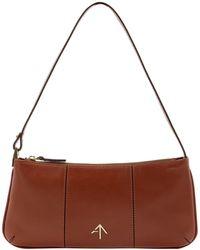 """MANU Atelier """"pita"""" Shoulder Bag - Brown"""
