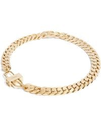 Givenchy - Wide-link G Chain Necklace Jewellery - Lyst