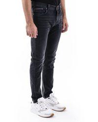 Tommy Hilfiger Trousers Black - Multicolour