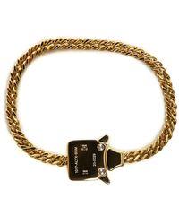 1017 ALYX 9SM Alyx Bijoux Golden - Metallic