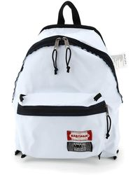 MM6 by Maison Martin Margiela X Eastpak Reversible Backpack - Black