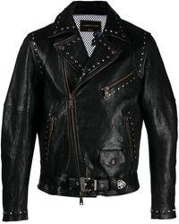 Gabriele Pasini G. Pasini Jackets Black