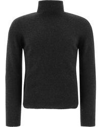 Roberto Collina Wool Sweater - Black