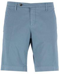 Entre Amis Shorts - Blue