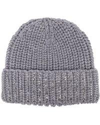 Ermanno Scervino Hats - Grey