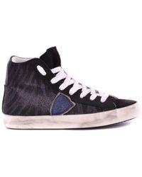 Philippe Model Shoes Epr396 - Black