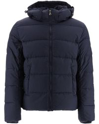 Pyrenex Spoutnic Waterproof Down Jacket - Blue
