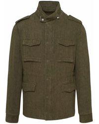 Brian Dales Green Jacket