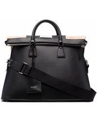 Maison Margiela Large 5ac Tote Bag - Black