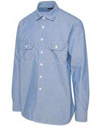 Brian Dales Pale Blue Shirt