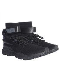 Fila High-top Sneakers - Black