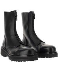 Vetements Boots - Black