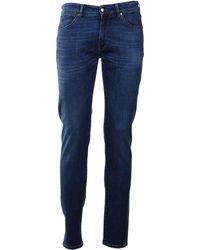 Pt05 Trousers - Blue