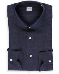Carrel Shirts - Blue