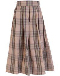 Department 5 Department Five Skirt - Brown