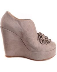 Twin Set Ankle Boots - Brown