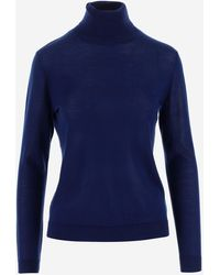Aspesi Sweaters - Blue