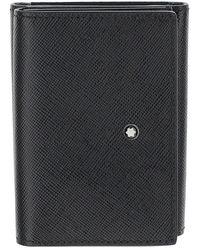 Montblanc Sartorial Business Wallet - Black