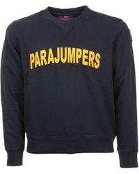 Parajumpers Coats Grey - Blue