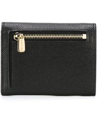 Dolce & Gabbana Wallets Black