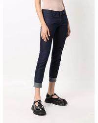 Miu Miu Skinny-cut Jeans - Blue