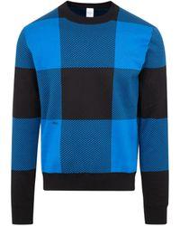 Berluti Cotton Sweater - Blue