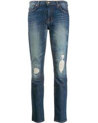 J Brand Slim-fit Jeans - Blue