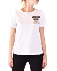 Moschino T-shirts - White