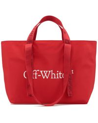 Off-White c/o Virgil Abloh Bags.. Red