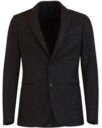 Tonello Formal Blazer - Black