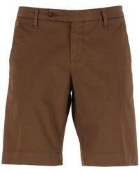 Entre Amis Shorts - Brown
