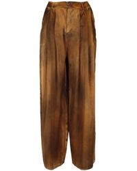 Avant Toi Trousers Brown