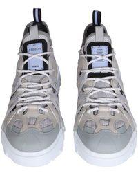 McQ Al-4 Orbyt Descender Sneakers - Grey