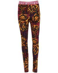 Versace Jeans Couture Trousers - Multicolour
