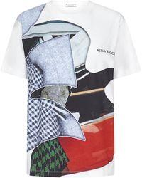 Nina Ricci T-shirts And Polos White