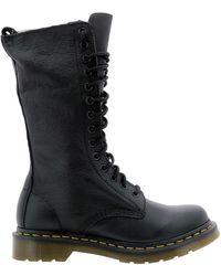 Dr. Martens Virginia Boots - Black