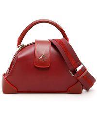 MANU Atelier Demi Bag - Red