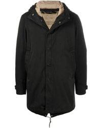 C.P. Company Coats Black