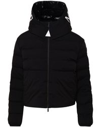 Moncler - Black Anwar Short Down Jacket - Lyst