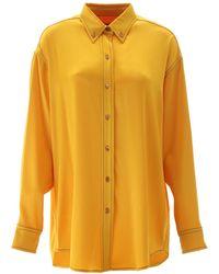 Sies Marjan Kiki Shirt - Yellow