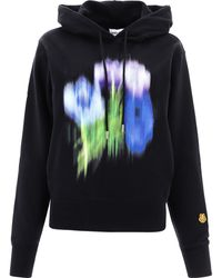 """KENZO - """"coquelicot"""" Hoodie - Lyst"""