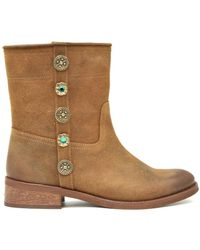 Pinko Boots - Brown