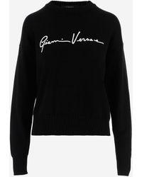 Versace - Sweaters - Lyst